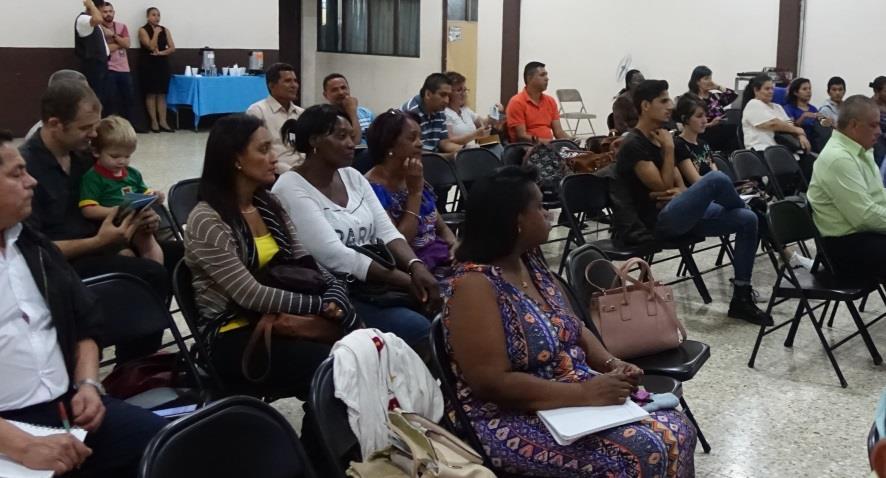 mini-forum Costa Rica 2017