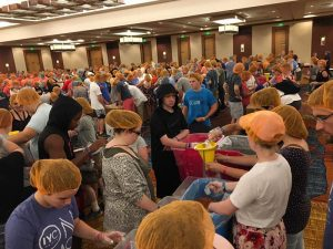 Life Change at International Youth Convention – Global Strategy